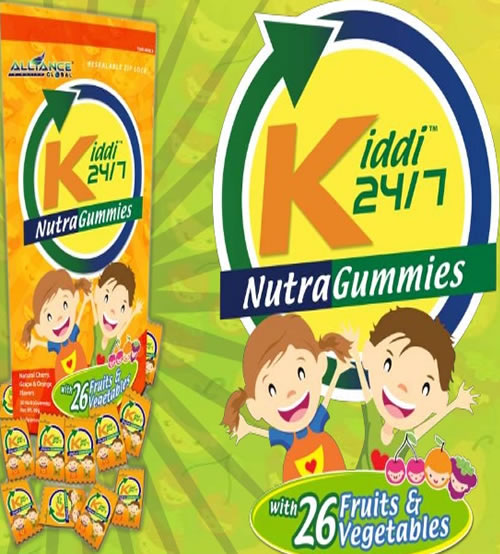 Kiddi NutraGummies