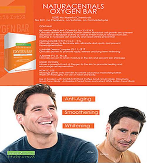 NATURACENTIALS - Oxygen Bar